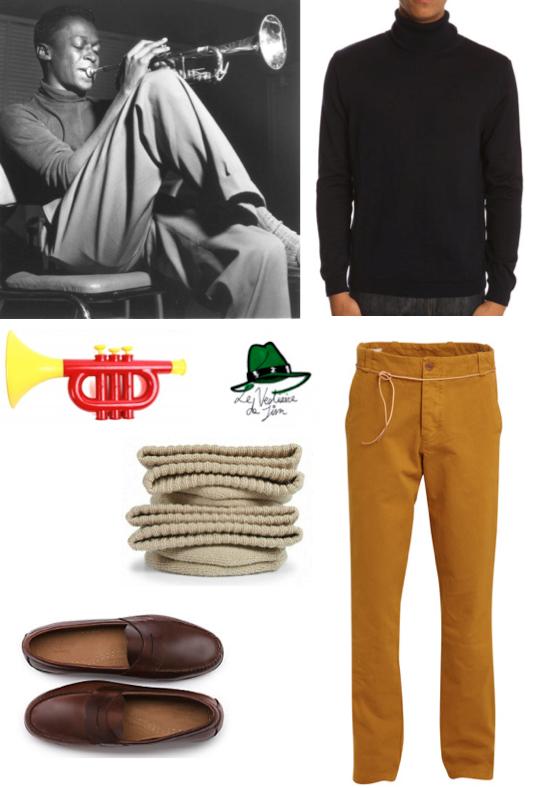 Pull Col roulé Menlook Label, Chino Homecore, Chaussettes épaisses Archiduchesse, Mocassins Bass
