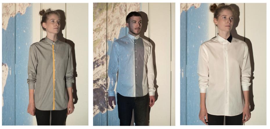 3 modèles de la collection P/E 2014 Bob Carpenter