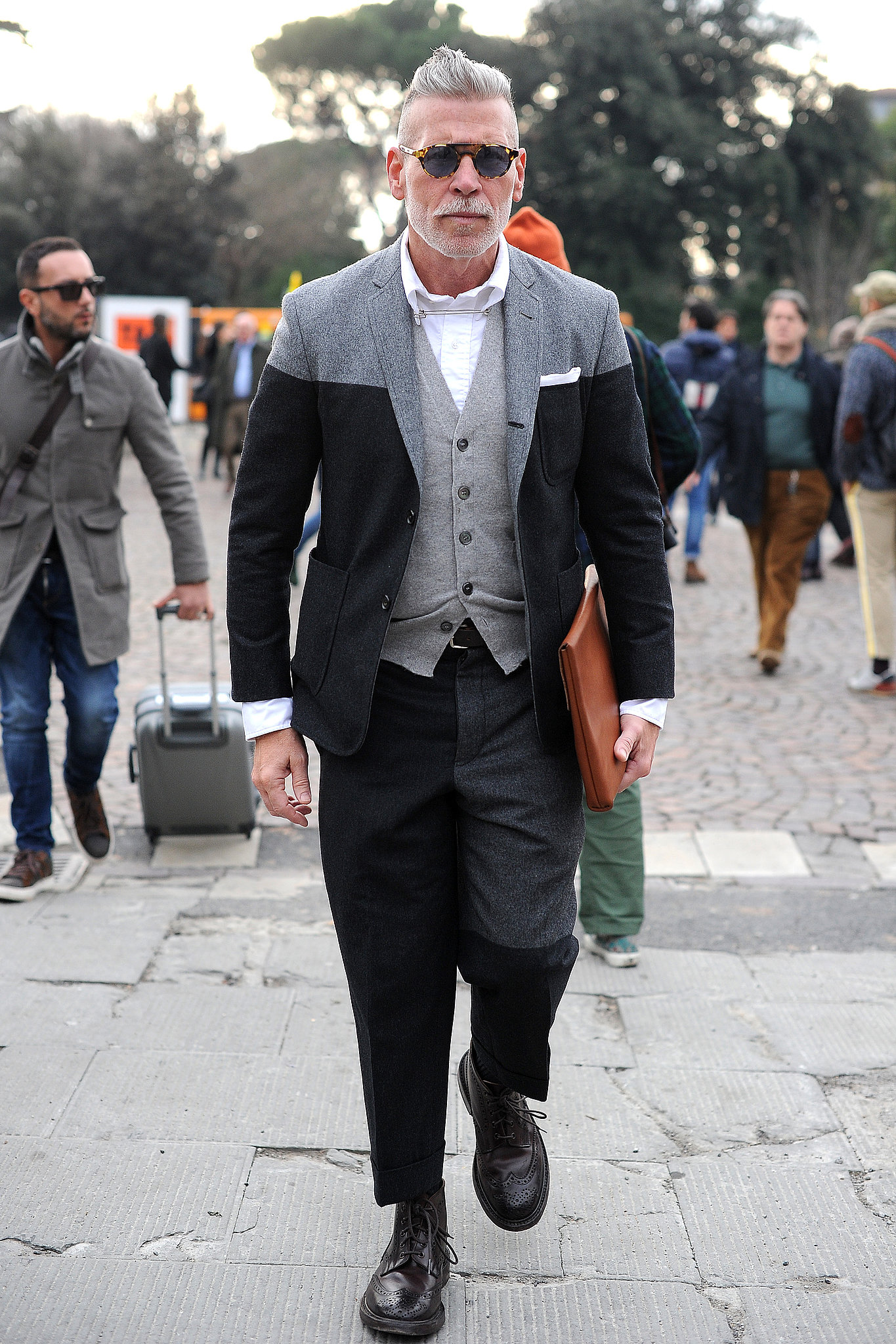 Nick F**KING Wooster
